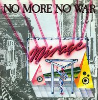 Cover Mirage [IT] - No More No War